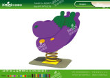 Il PE differente di Kaiqi modella i giocattoli dei cavalieri della molla per i bambini