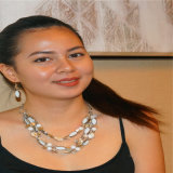 De Imitatie Turkooise Halsband van Multilayers met de Reeksen van de Juwelen van de Manier van Oorringen
