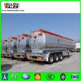 3 het Koolstofstaal van de as 60000 van de Brandstof Liter van de Aanhangwagen van de Tank