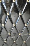 Wand Ceramic Tile für Background, Black Color Polished Ceramic Tile