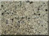Покрашенная двойником плитка пола камня кварца/искусственний камень кварца/проектированный каменный кварц