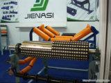 Rouleau d'attente de transport de bande de conveyeur d'acier de la norme 50-159mm de CEMA pour l'industrie de mine de houille
