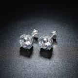 Monili di disegno di modo dei 925 dell'argento sterlina 8m orecchini del trivello per le donne