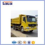 HOWO camión volquete de Sinotruk 6X4 camión volquete con 371HP Engne