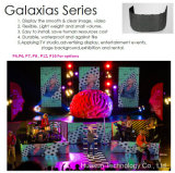 Galaxias P12 LED videowand für im Freienmiete
