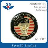 Soem-Fabrik-Badge weiche Decklack-Polizei