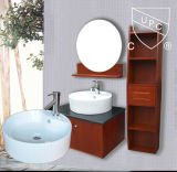 Fourniture Hot Sale Cupc Ceramic Round Art Bathroom Basin (SN103)