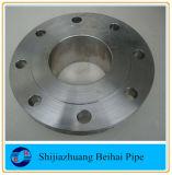 La norme ASME B16.5 une en acier inoxydable182 F304 RF sur le flasque de patinage