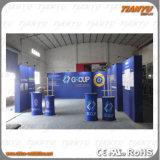 Cabina de aluminio del soporte de la exposición del proyecto