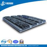 Tapijt van het Matwerk van de Ingang niet van de Misstap van het Frame van het Aluminium van het Ontwerp van de koppeling het Binnenlandse