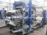Máquina de impressão flexográfica Yb-41000 com EPC com controlador de tensão