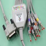 Nihon Kohden EKG Kabel und Leitungsdrähte