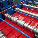 Galvanisierte Farben-überzogene Stahlrolle, die Maschine bildet