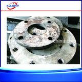 CNC van het Metaal van het Blad van de Plaat van het Roestvrij staal van de Brug van de precisie Scherp Plasma die Machine Beveling snijden