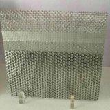 SUS304 316 316L 2-5 спеченные слоями диски фильтра сетки металла