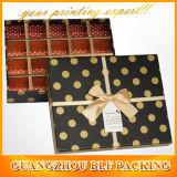 Бумаги ручной работы шоколад ящики (BLF-GB088)