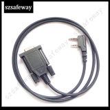 Câble de programmation RS232 pour Kenwood Walkie Taklie