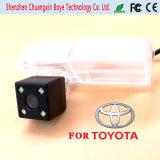 L'appareil-photo imperméable à l'eau de véhicule de vision nocturne, véhicule renversant le CMOS a ajusté pour Toyota 2014 RAV4
