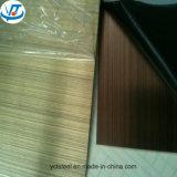 企業で使用されるASTM及びAISIのステンレス鋼のシート・メタル