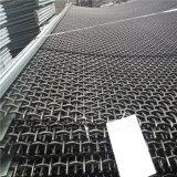 品質のステンレス鋼の河北Changteからのひだを付けられた金網