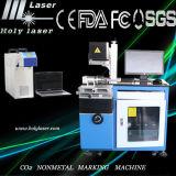 Laser chinois Marking Machine Hsco2-60W de Manufacturer CO2 Nonmetal pour Wood, Acrylic, Leather, Button, Plastic