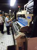 Máquina eletrônica 700rpm da maquineta do tear de alta velocidade do jato de água