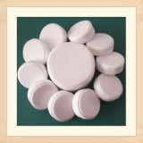 Tablette de sulfate d'aluminium floculant industriel