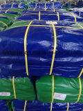Feuille en plastique lourde de bâche de protection, poly couverture de bâche de protection