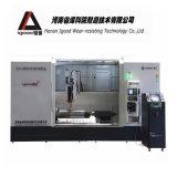 La maggior parte della strumentazione frazionaria professionale del rivestimento del laser