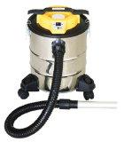 aspirapolvere asciutto elettrico della cenere del BBQ della cenere del camino 401-18L con l'indicatore di riempimento con o senza l'interasse