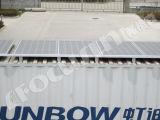 Chambre froide mobile à énergie solaire (20 'ou 40' Container)