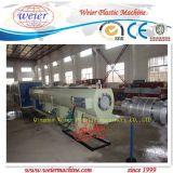 プラスチック機械装置PVC管の放出ライン