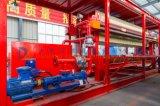 Dazhang Filtro automático de bandeja de goteo de la máquina de Prensa de la serie 800