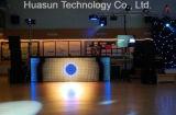 유연한 발광 다이오드 표시 P18.25 의 발광 다이오드 표시 (FLC-3000) /Stage 연약한 배경막