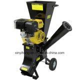 Professionele Vervaardiging van Houten Chipper Ontvezelmachine met 13HP de Motor van de Benzine