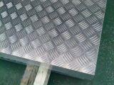 Folha Checkered de alumínio