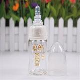 бутылки стандартного младенца диаманта рта 60ml кристаллический стеклянные