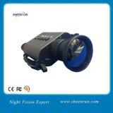 Caméra portable d'imagerie thermique à surveillance binoculaire de surveillance portable