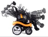 Fauteuil roulant 2017 de pouvoir d'équipement médical d'Enjoycare pour des handicapés