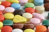 Revestimento do Tablet de chocolate máquina farmacêutica para Byc-1250