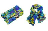 Mode Foulard en mousseline de soie pour le printemps-été-automne Collection