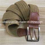 Forte cinghia sottile stretta elastica dell'albicocca densa del Knit