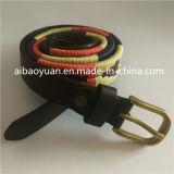 Mesdames robe Accerssories mince ceinture, boucle cuivre antique