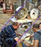 스테인리스 소금 고추 쇄석기 분쇄기 선반 기계 판매