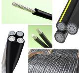 0.6/1kv de verdraaide Kabel van de Bundel van de Isolatie ABC van 35/50/70 mm2 XLPE Lucht