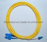 Het Chinese Koord van het Flard van de Vezel van de Fabriek Sc-LC Sm Sx Optische