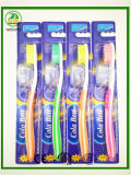 Qualität mit Schutzkappe heißer Saels Erwachsen-Zahnbürste