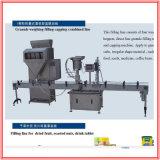 ナットの粉のためのびん詰めにする機械
