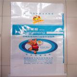 Bolso tejido BOPP de China 50kg y bolsos tejidos PP del fertilizante