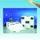 Cleanroom wischt Arbeiten gut mit Ipa und anderen Lösungsmitteln ab